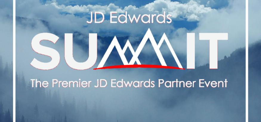JD Edwards Partner Summit