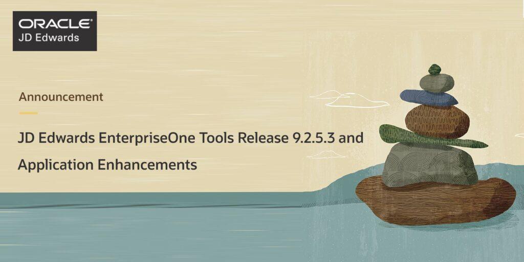 Oracle JD Edwards 9.2.5.3